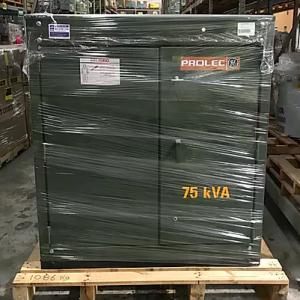 Transformador Tipo Pedestal Prolec 75 KVA Trifasico 13200 V 220/127 V
